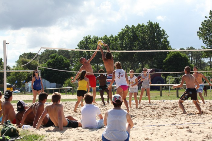 Tournoi Beach Volley