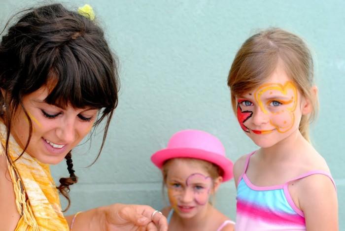 Club Enfants Maquillage